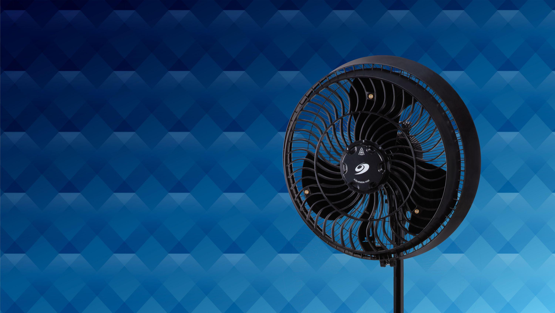 Desktop fan